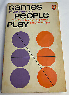 £5.99 • Buy Games People Play: The Psychology Of Human Relationships; Eric Berne (1969) Fast
