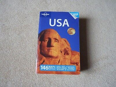 £5 • Buy Lonely Planet USA Guidebook By Sara Benson (Paperback, 2010)
