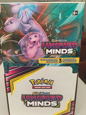 $150 • Buy 💥Pokemon Unified Minds Dollar Tree Booster Box 96 3-Card Packs New Sealed💥