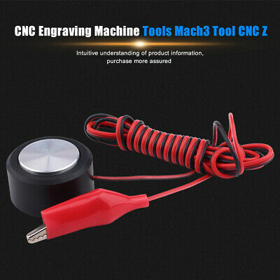 $6.17 • Buy Engraving Machine Tools Mach3 Tool CNC Z Axis Router Mill Zero Check Touch BLO