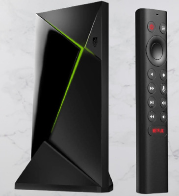 $ CDN515.38 • Buy NVIDIA SHIELD Android TV Pro 500 GB 4K HDR Media Streaming Player With Remote