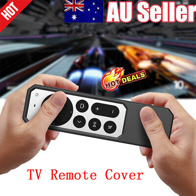 AU12.35 • Buy Silicone Remote Protective Case For Apple TV 4K 2nd Gen Siri Remote Cover 2021