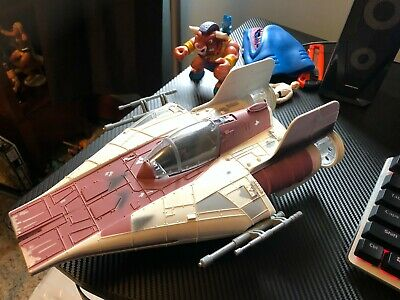 £28.63 • Buy Vintage MINT 1997 Star Wars Jedi A-Wing Star Fighter Space Ship LOOSE NO FIGURE
