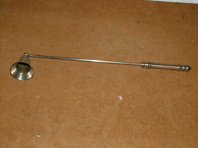 £19.99 • Buy Antique / Vintage  Silver Plated Candle Snuffer