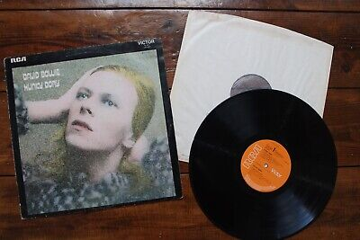 £30 • Buy DAVID BOWIE 'Hunky Dory' 12  Vinyl LP RECORD 1971 SF8244 Victor LSP4623 RARE