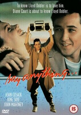AU9.27 • Buy Say Anything DVD NEW & SEALED