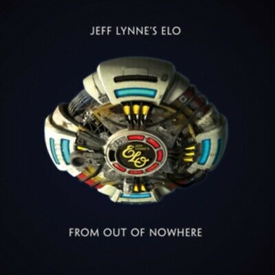 £12.39 • Buy Jeff Lynne's ELO From Out Of Nowhere Deluxe Edition CD NEW & SEALED