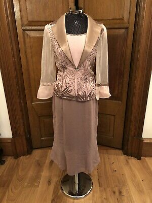 £48 • Buy Veni Infantino Mother Of The Bride Outfit. 3 Piece. New With Tags. Size UK 14