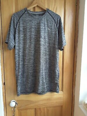 £1.50 • Buy MORE MILE Running Top Size XL Grey Marl