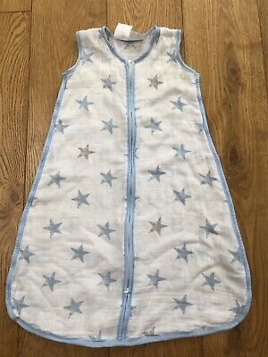 £3.99 • Buy Aden And Anais Summer Sleeping Bag 6-12 Months 1.0 Tog