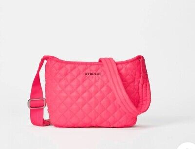 $165 • Buy MZ Wallace Small Parker Neon Pink