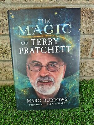 £14.99 • Buy The Magic Of Terry Pratchett, Marc Burrows, Good Condition Book, ISBN 1526765500