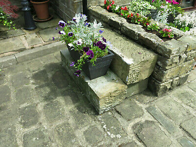 £200 • Buy Reclaimed Stone Steps And York Stone Flags
