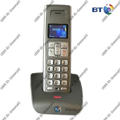 £19.99 • Buy BT Spare Synergy 6500 Cordless Home House Phone Telephone Colour LCD Screen #0