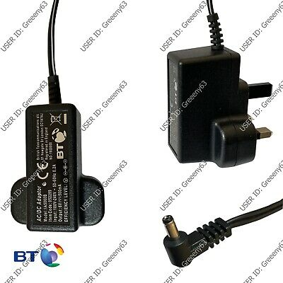 £12.50 • Buy BT 052299  6V 500mA Mains Power Adapter Supply For Cordless House Home Phone #2