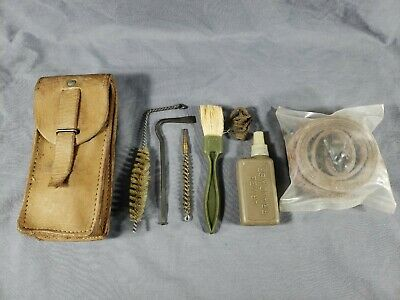 $50 • Buy Vtg Original French Military MAS 49/56 Rifle CLEANING/SPARE PARTS KIT Surplus