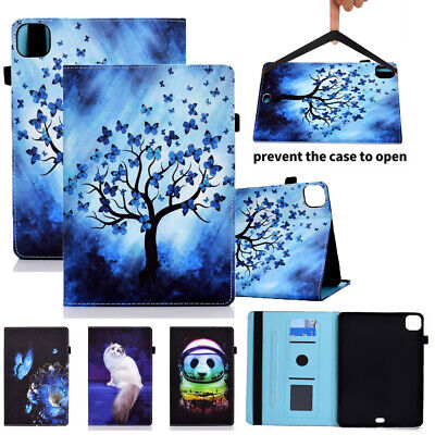 £13.74 • Buy For IPad Pro 11 2021 Air 4 10.9 2020 Shockproof Card Holder Butterfly Flip Case