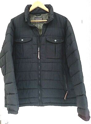 £16 • Buy Mens Next Black Quilted Jacket Size XL Very Good Condition