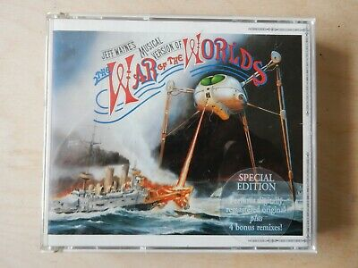 £7.79 • Buy Jeff Wayne;s Musical Version Of The War Of The Worlds - Special Remastered Ed.