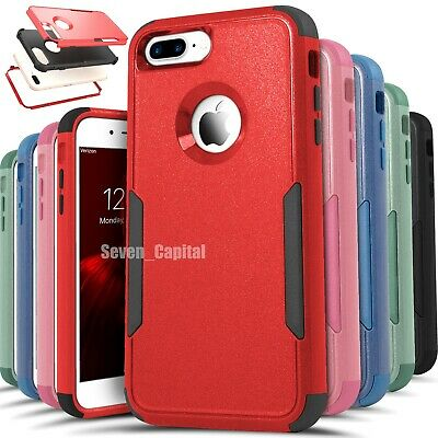 AU10.51 • Buy Shockproof Case Cover For Apple IPhone 6 6s 7 8 Plus SE 2020 Heavy Duty Case