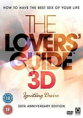£4.50 • Buy The Lovers' Guide 3D - Igniting Desire: How To Have The Best Sex Of Your Life (B