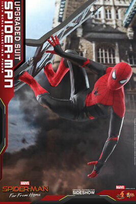 $ CDN351.22 • Buy Hot Toys MMS542 Spider-Man Far From Home Upgraded Suit 1/6 12  Figure In Stock