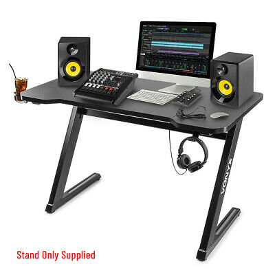 £185 • Buy DJ Deck Stand Table For Controller Mixer Laptop Mobile Disco Equipment 1.2m DB15