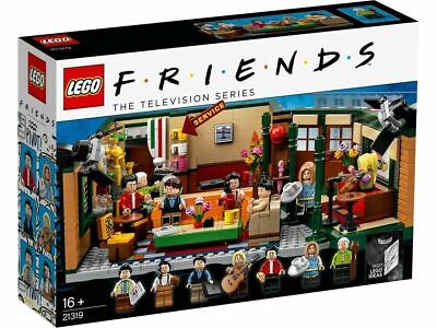 $125.06 • Buy LEGO IDEAS 21319 Friends Central Perk For Friends 10292 Apartments New & Sealed