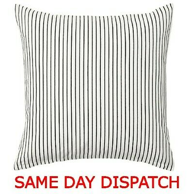 £5.50 • Buy IKEA INGALILL Cushion Cover 50cm X 50cm 100% Cotton New UK FREE Fast Delivery √