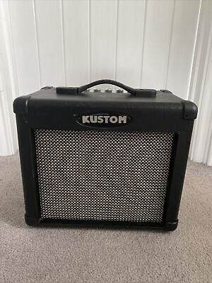 £25 • Buy Kustom KGA10FX 10W Lead Guitar Practice Amp With Effects