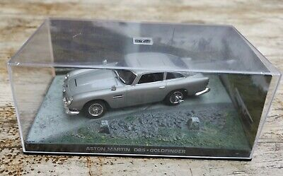 £10.50 • Buy James Bond 007 Diecast Collection Model Aston Martin DB5 Goldfinger 1964 Connery