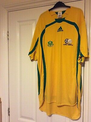 £20 • Buy Official Adidas South Africa Home Football Shirt Size Adult Large