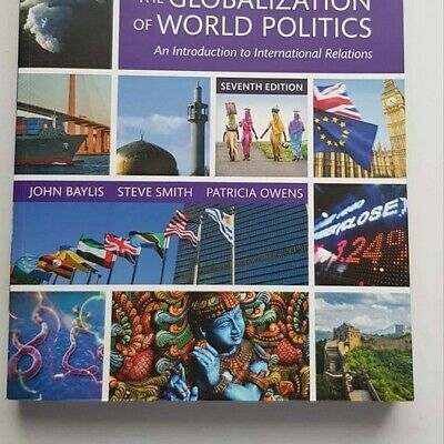 £8 • Buy THE GLOBALISATION OF WORLD POLITICS An Introduction To International Relations