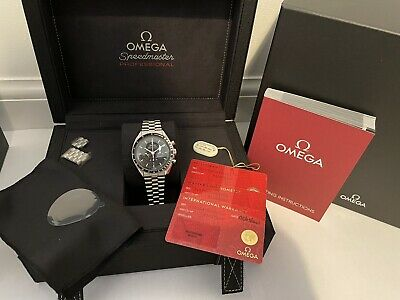 £4775 • Buy Omega 2021 Speedmaster Moonwatch Professional Co-axial Chronograph Hesalite 3186