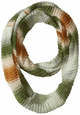$6.97 • Buy Vince Camuto Women's Scarf Green Multi One Size Ombre Infinity Loop $38 641