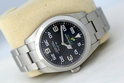 $ CDN10992.53 • Buy Rolex Air King 116900 Automatic Watch - Box And Papers (2020)