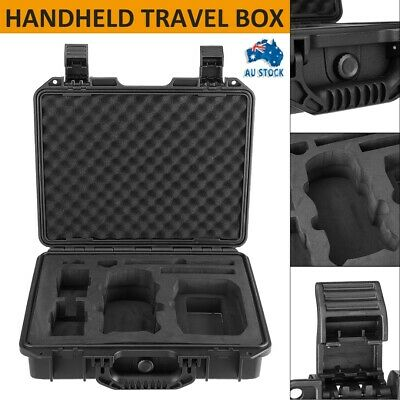 AU48.99 • Buy Case DJI Mavic Air 2 Hard Case Foam Insert Fly More Combo Protection Accessories