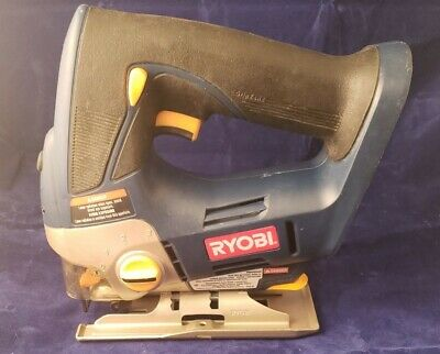 £25.16 • Buy Ryobi 18V Cordless Jigsaw With Laser Trac Model P521 Tested - Tool Only