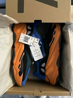 $ CDN522.42 • Buy Adidas Yeezy Boost 700 Bright Blue - Size 12 - GZ0541. New. DS. In Hand