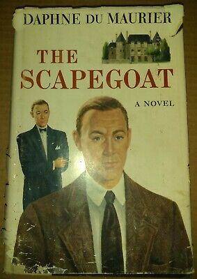 £90.13 • Buy Daphne Du Maurier The Scapegoat A Novel Hardcover 1957 First Edition