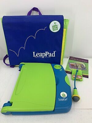 £25.16 • Buy Leap Frog LeapPad Plus Record & Play Microphone With Bag / Backpack