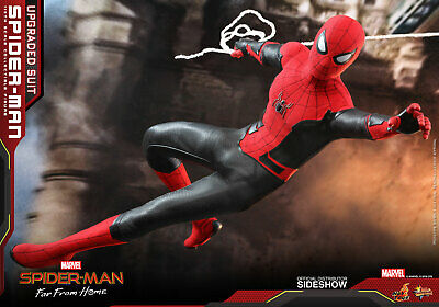 $ CDN344.81 • Buy Hot Toys Spiderman Upgraded Suit Version Far From Home 1/6 Scale Figure In Stock