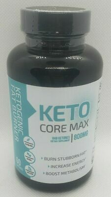 $26 • Buy Keto Core Max~ 800MG~ Burn Fat~ Weight Management~ Boost Metabolism~ 06.2023