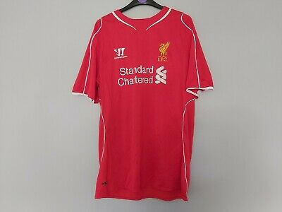 £25 • Buy Extra Large Liverpool Home Football Shirt 2014/15 14 15 Adults XL Warrior