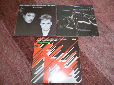 £6.99 • Buy OMD 3 CDs No Cases Peel Sessions Best Of Sugar Tax