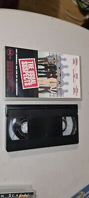 AU5 • Buy The Usual Suspects Vhs Video Stephen Baldwin Kevin Spacey