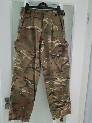 £20 • Buy Air / Army Cadets Combat Trousers Size 72/68/84 With Belt And Leg Ties