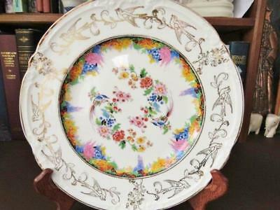 £39.99 • Buy Antique  Mintons China Cabinet/Display Plate 1871 +