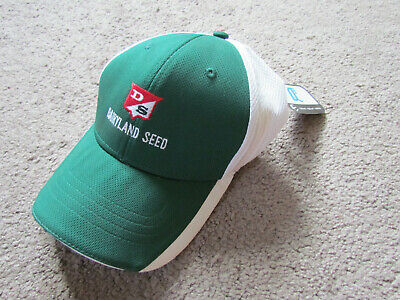 $ CDN12.58 • Buy Dairy Land Seed Green White Q3 Quick Dry Adjustable Hat New