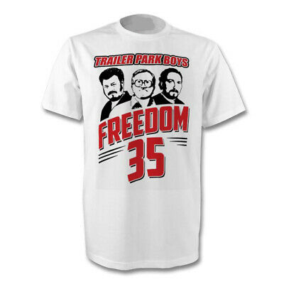 £10.75 • Buy Unofficial Trailer Park Boys Freedom 35 Beer Logo Julian Ricky Bubbs Size's S-xl